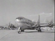 The Boeing Stratocruiser at Schiphol Airport for the first time