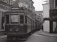 The tram in Haarlem discontinued