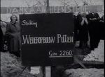 Laying of the foundation stone of the first new house