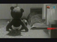 The first TV Teddy Bear on the screen