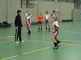 Handbal training schuimbalken