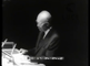 New York: speeches delivered by Krushev and Eisenhower in front of UN representatives
