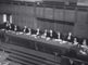 The first meeting of the International Court of Justice after the war