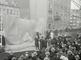 Unveiling of the Jewish gratitude monument