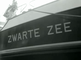 "Trial run of the ""Zwarte Zee"""