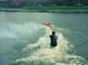 'Do it yourself' water skiing, thanks to the so-called ski-scooter