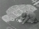 Big asphalt drawing contest for the youth of the Jordaan
